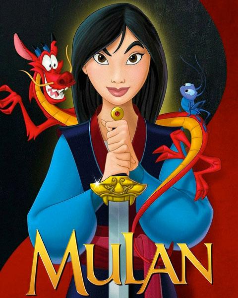Mulan – 1998 (HD) Google Play Redeem (Ports To MA)