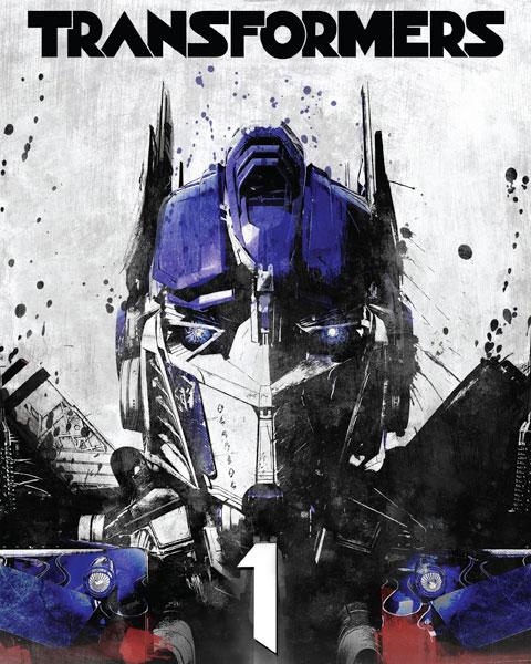 Transformers (4K) Vudu Redeem