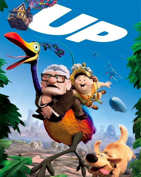 Up (4K) Vudu / Movies Anywhere Redeem
