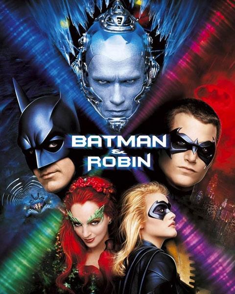 Batman & Robin (HD) Vudu / Movies Anywhere Redeem