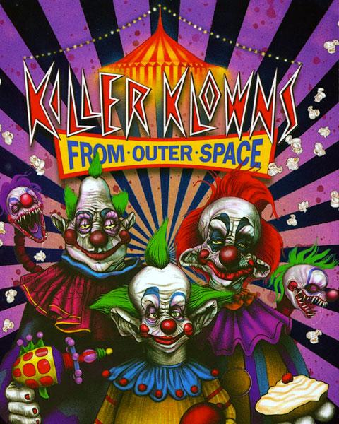 Killer Klowns From Outer Space (HDX) Vudu Redeem