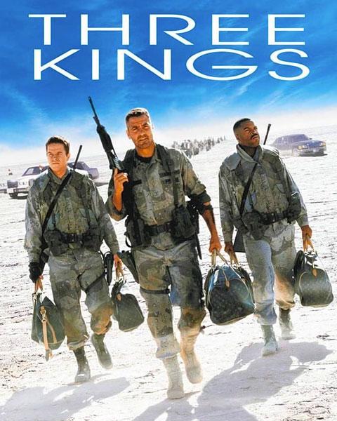 Three Kings (HD) Vudu / Movies Anywhere Redeem