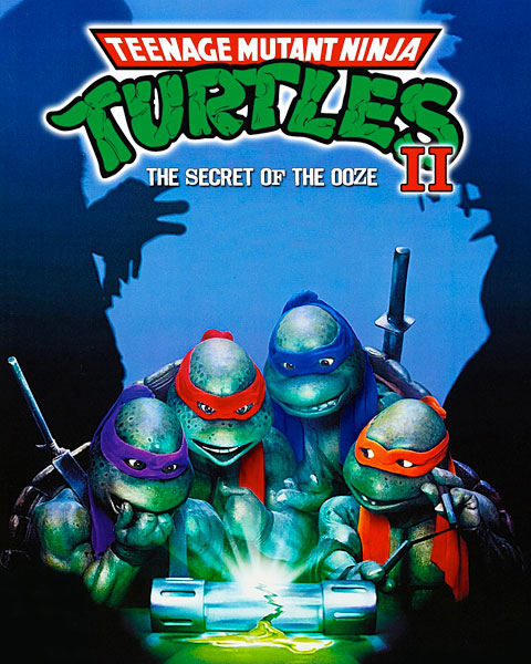 Teenage Mutant Ninja Turtles II: The Secret Of The Ooze (HD) Movies Anywhere Redeem