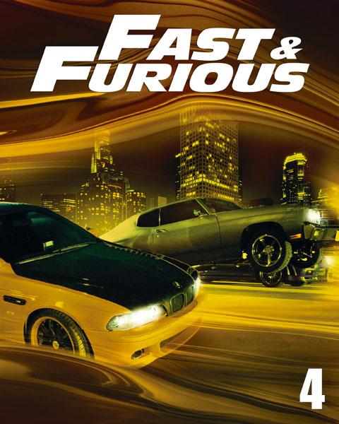 Fast & Furious – 2009 (4K) Movies Anywhere Redeem