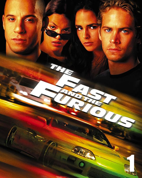 The Fast And The Furious (4K) Vudu / Movies Anywhere Redeem