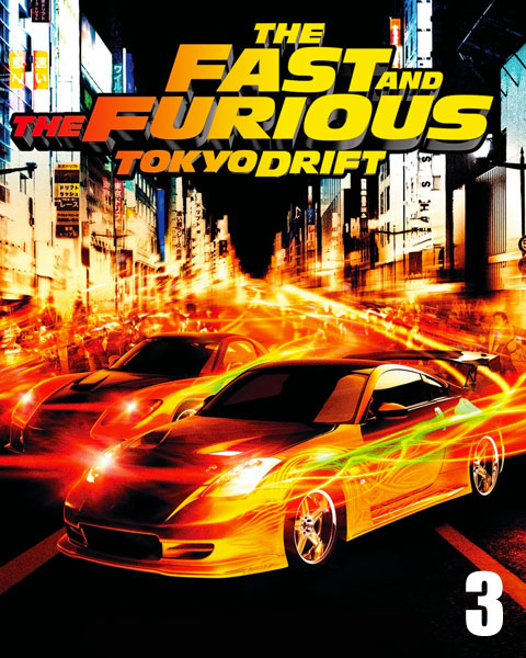The Fast And The Furious: Tokyo Drift (4K) ITunes Redeem (Ports To MA)