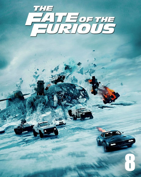 The Fate Of The Furious (4K) ITunes Redeem (Ports To MA)