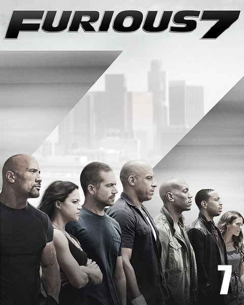 Furious 7 – Extended (4K) ITunes Redeem (Ports To MA)
