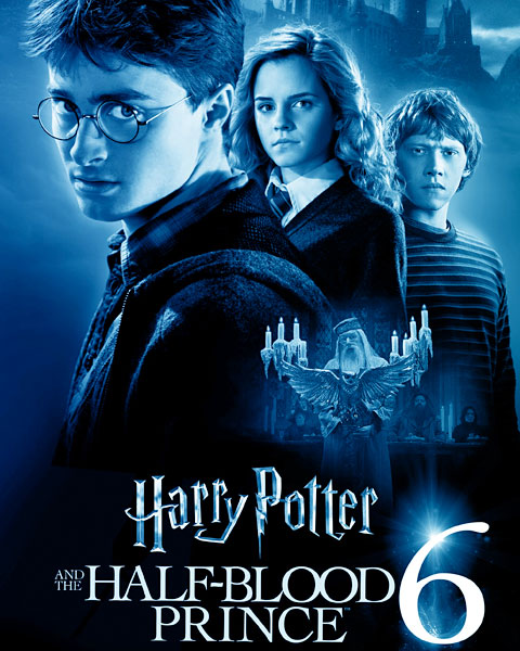 Harry Potter And The Half-Blood Prince (HD) Vudu / Movies Anywhere Redeem