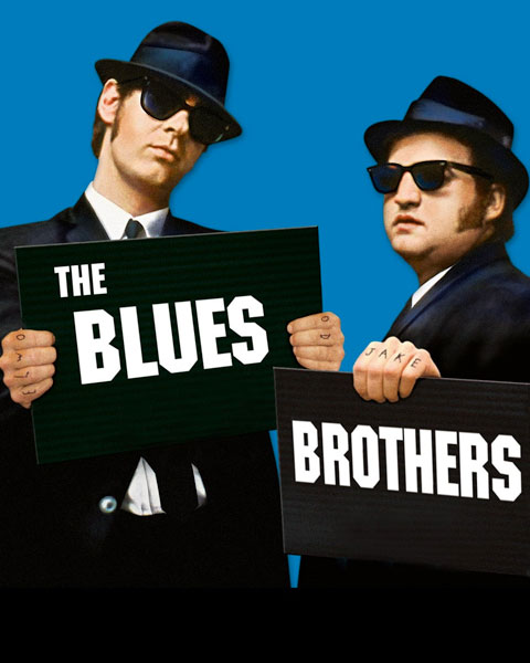 The Blues Brothers (4K) Movies Anywhere Redeem
