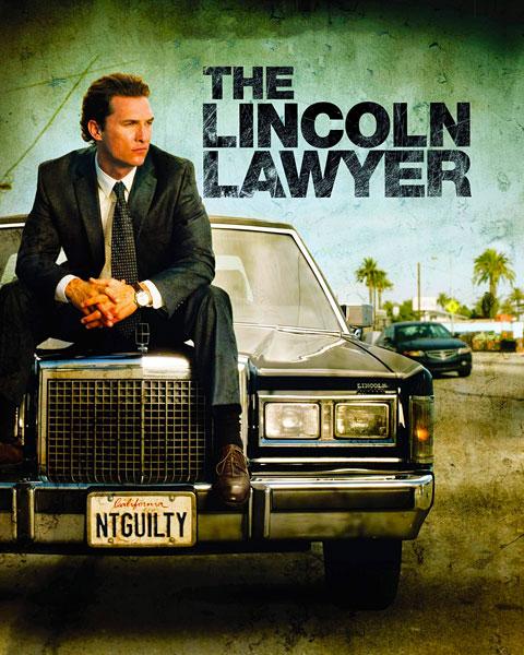 The Lincoln Lawyer (4K) Vudu Redeem