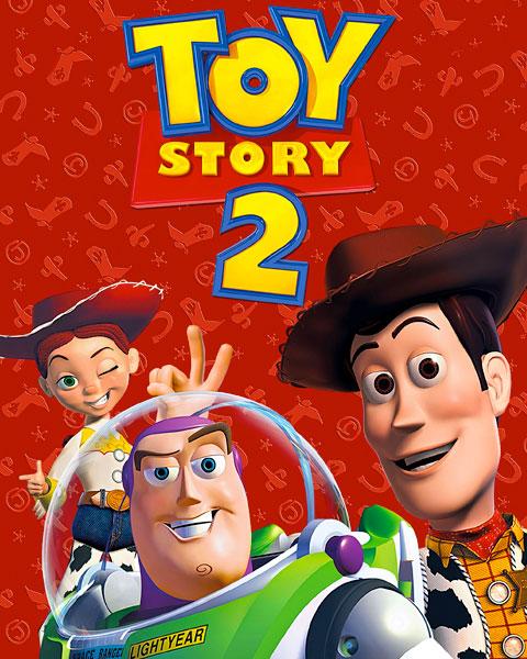 Toy Story 2 (4K) Vudu / Movies Anywhere Redeem