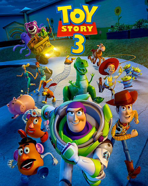 Toy Story 3 (4K) ITunes Redeem (Ports To MA)