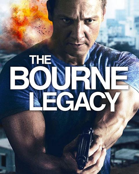 The Bourne Legacy (HD) Vudu / Movies Anywhere Redeem