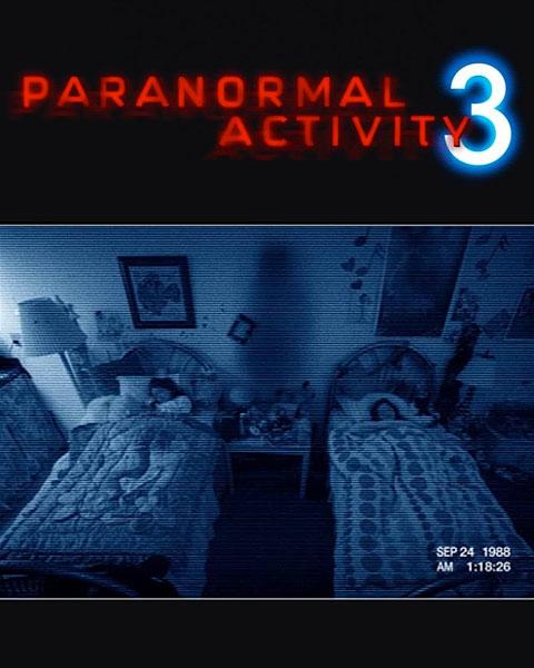 Paranormal Activity 3 (SD) Vudu Redeem