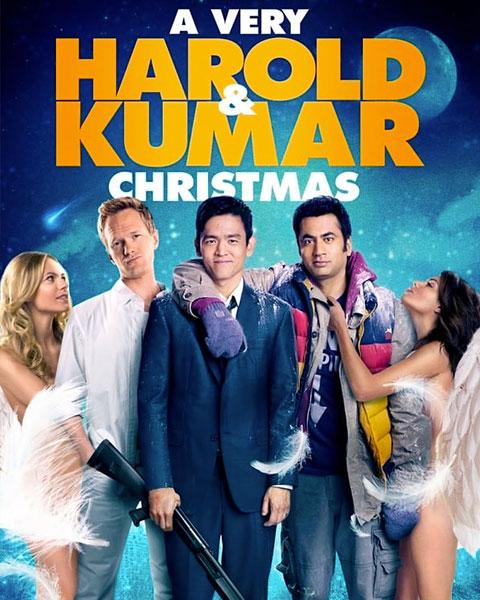 A Very Harold And Kumar Christmas (HD) Vudu / Movies Anywhere Redeem