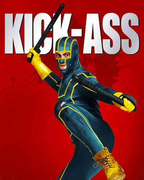 Kick-Ass (4K) ITunes Redeem