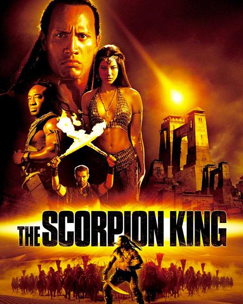 The Scorpion King (4K) Vudu / Movies Anywhere Redeem