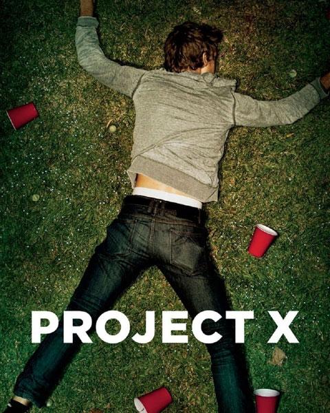 Project X (HD) Vudu / Movies Anywhere Redeem