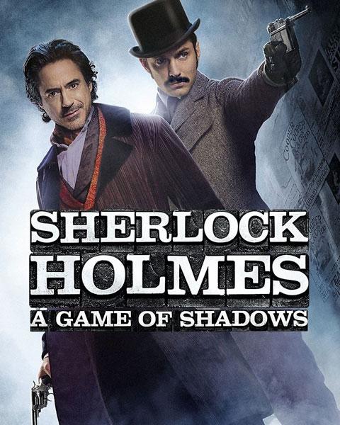 Sherlock Holmes: A Game Of Shadows (HD) Vudu / Movies Anywhere Redeem