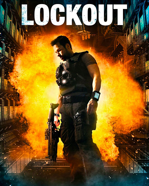 Lockout – Unrated (HD) Movies Anywhere Redeem