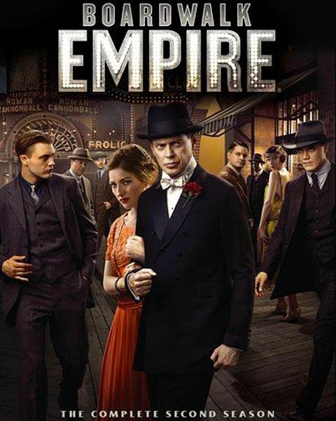 Boardwalk Empire – Season 2 (HD) Vudu Redeem