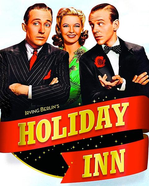 Holiday Inn (HD) ITunes Redeem (Ports To MA)