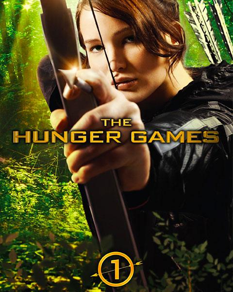The Hunger Games (HDX) Vudu Redeem