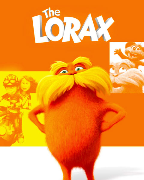 The Lorax (HDX) Vudu / Movies Anywhere Redeem