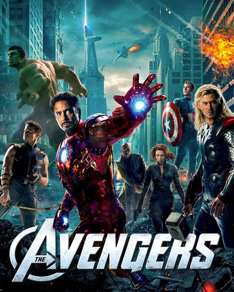 The Avengers (HD) Google Play Redeem (Ports To MA)