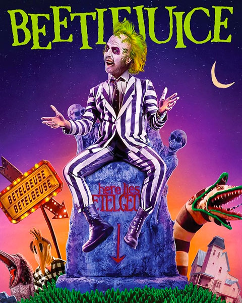Beetlejuice (4K) Vudu / Movies Anywhere Redeem