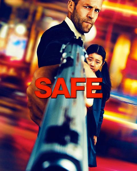 Safe (SD) Vudu Redeem