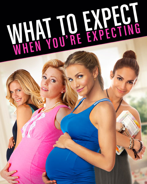 What To Expect When You're Expecting (SD) Vudu Redeem