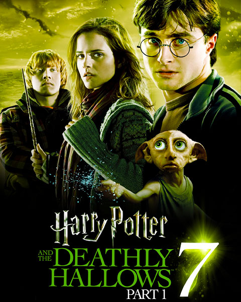 Harry Potter And The Deathly Hallows: Part 1 (HD) Vudu / Movies Anywhere Redeem