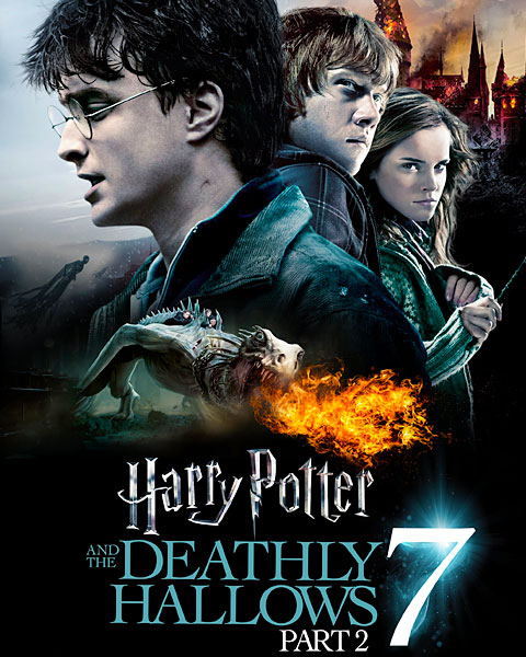 Harry Potter And The Deathly Hallows: Part 2 (HD) Vudu / Movies Anywhere Redeem