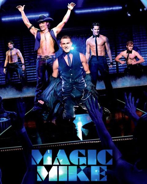 Magic Mike (HD) Vudu / Movies Anywhere Redeem