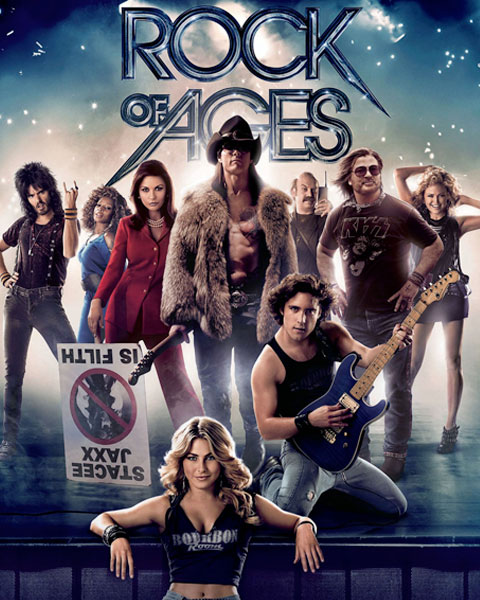 Rock Of Ages: Extended Edition (HD) Movies Anywhere Redeem