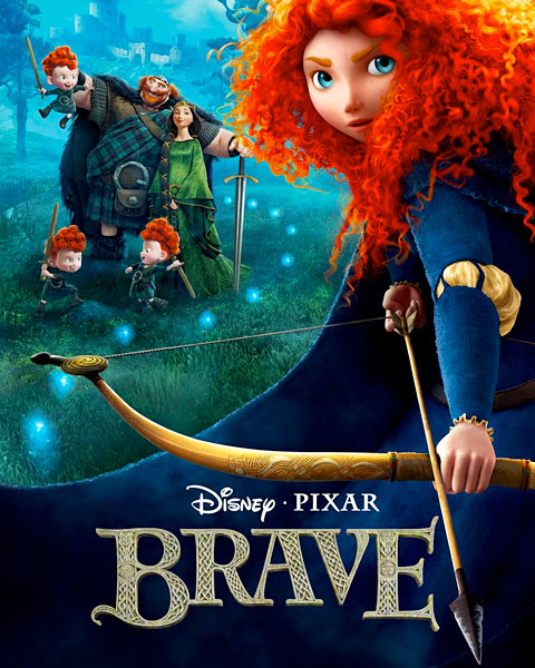 Brave (4K) ITunes Redeem (Ports To MA)