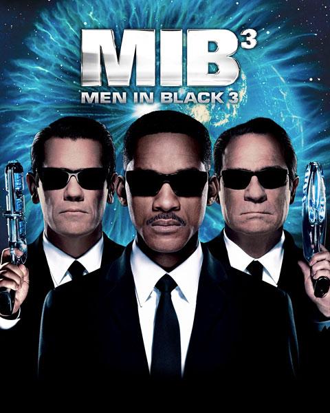 Men In Black 3 (SD) Vudu / Movies Anywhere Redeem