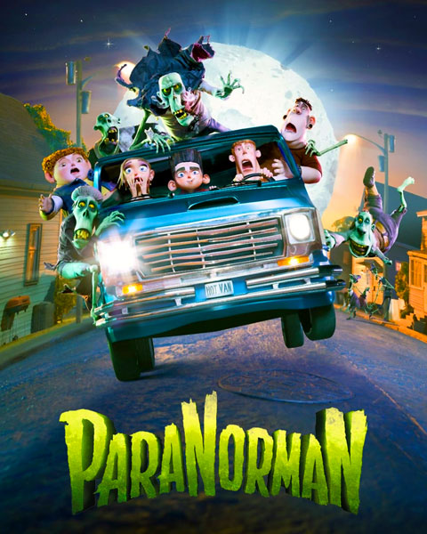 ParaNorman (HD) ITunes Redeem (Ports To MA)