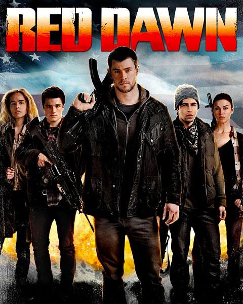 Red Dawn (HDX) Vudu Redeem