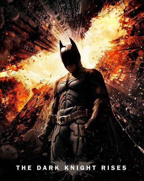 The Dark Knight Rises (HD) Vudu / Movies Anywhere Redeem