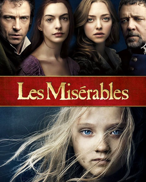 Les Miserables (HD) Vudu / Movies Anywhere Redeem