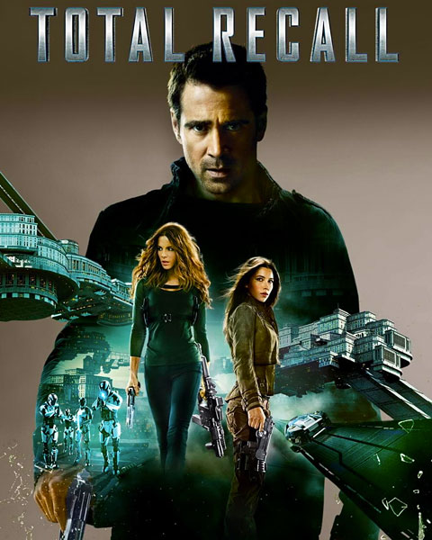 Total Recall – 2012 (SD) Movies Anywhere Redeem