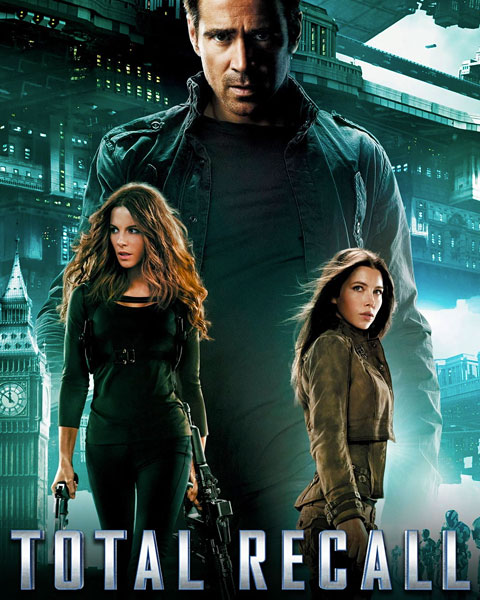 Total Recall (2012) Theatrical & Extended (HD) Movies Anywhere Redeem
