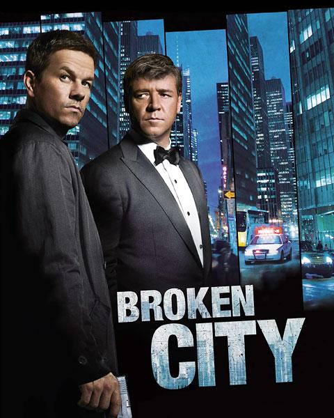 Broken City (HD) Vudu / Movies Anywhere Redeem