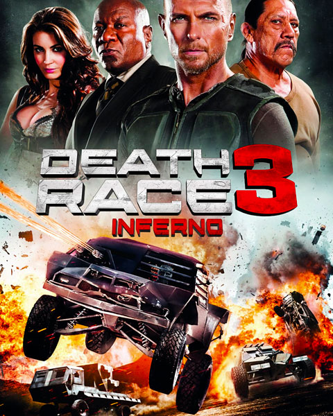 Death Race: Inferno – Unrated (HD) Vudu / Movies Anywhere Redeem