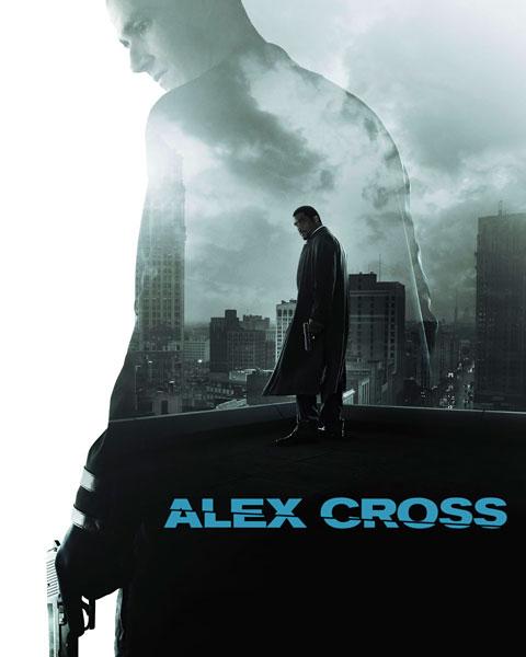 Alex Cross (HD) ITunes Redeem