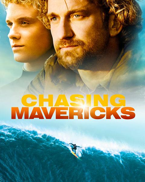 Chasing Mavericks (HD) Vudu / Movies Anywhere Redeem
