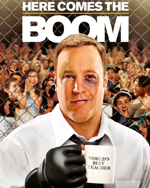 Here Comes The Boom (SD) Vudu / Movies Anywhere Redeem